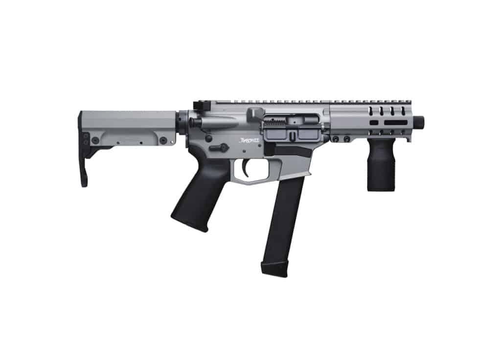 CMMG MkGs BANSHEE 9mm SBR