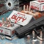 Hornady 9mm+P Luger 135 gr FlexLock Critical Duty Ammunition
