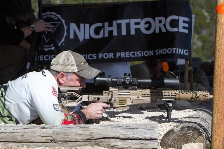 Nightforce Optics Sponsors 2018 Precision Rifle Series PRS