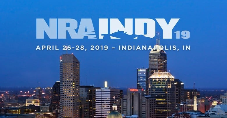 2019 NRA Annual Meetings & Exhibits in Indianapolis Indiana