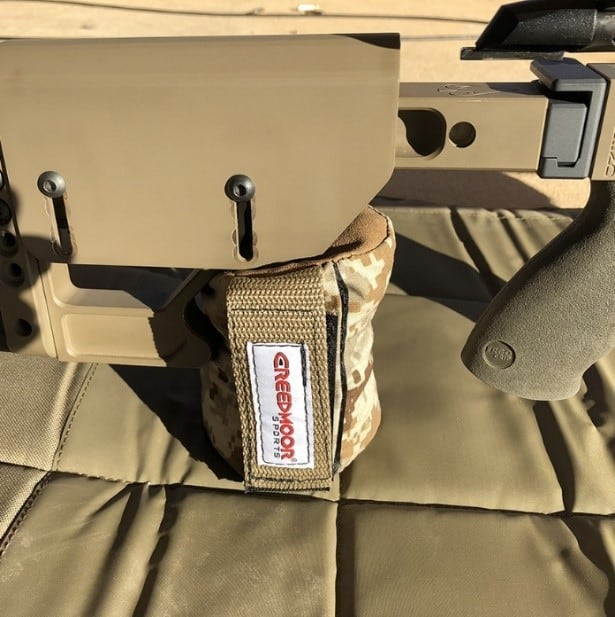 Creedmoor Soup Can Rifle Rest
