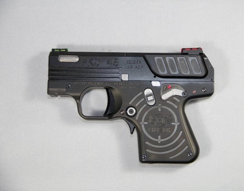 Heizer PKO-45