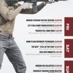 Springfield Armory Schedule for 2018 NRA Annual Meetings