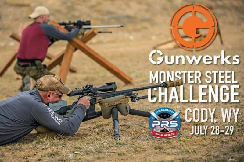 Gunwerks Monster Steel Challenge