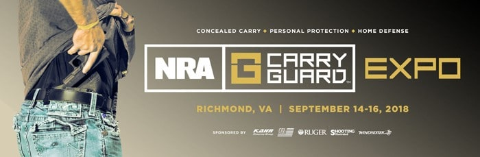 2018 NRA Carry Guard Expo