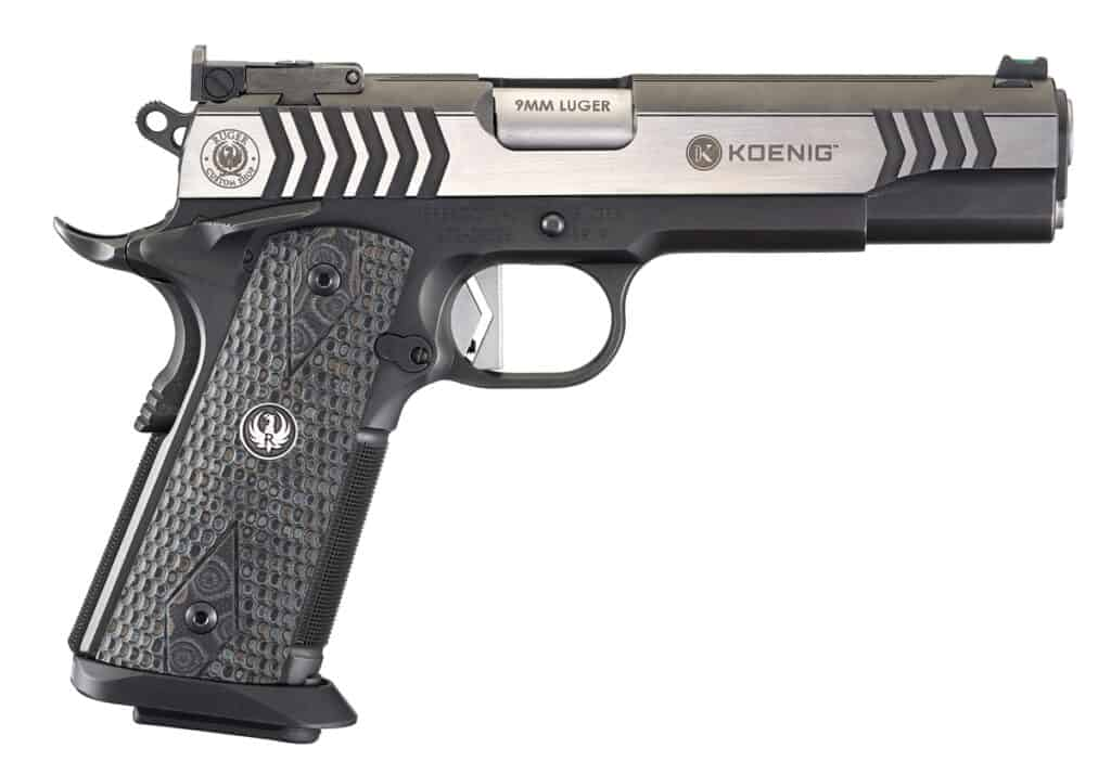 Ruger Custom Shop SR1911 Competition Pistol