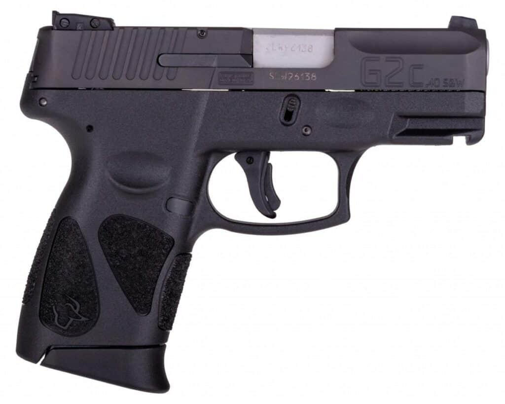 Taurus G2C 40 Caliber Semi-Auto Pistol