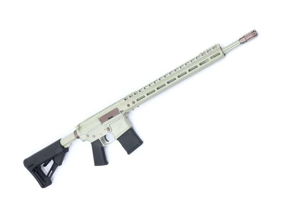 LV Seven 224 Valkyrie Quail Rifle - Mojave