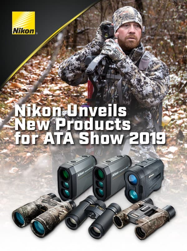 2019 Ata Show New Products Nikon Unveils New Products for ATA Show 2019   ArmsVault
