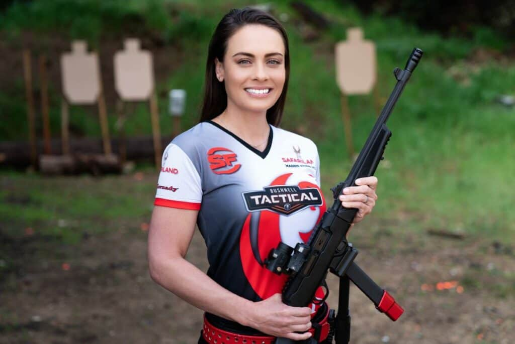Maggie Reese Voigt - Professional Shooter