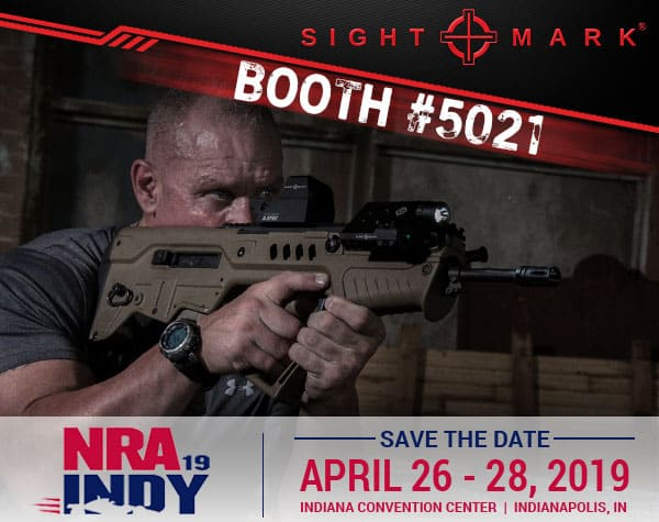 Sightmark at NRA Annual Meetings and Exhibits