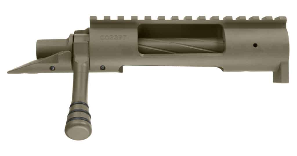 Surgeon Rifles 591 Action for Bolt Action Rifles