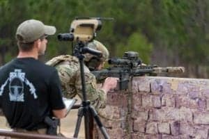 USASOC Sniper Competition Event