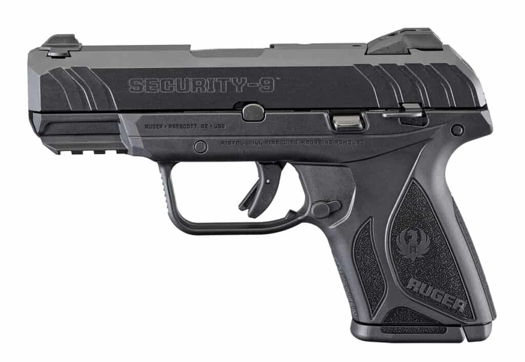 Ruger Security-9 Compact Pistol - Model 3818
