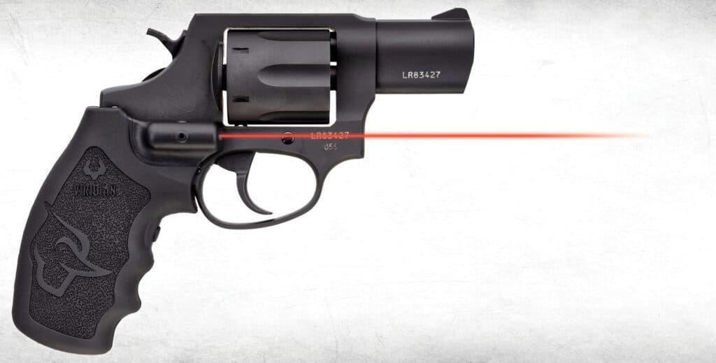 Taurus Viridian Laser