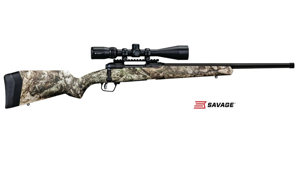 Savage Arms 100 Apex Predator XP